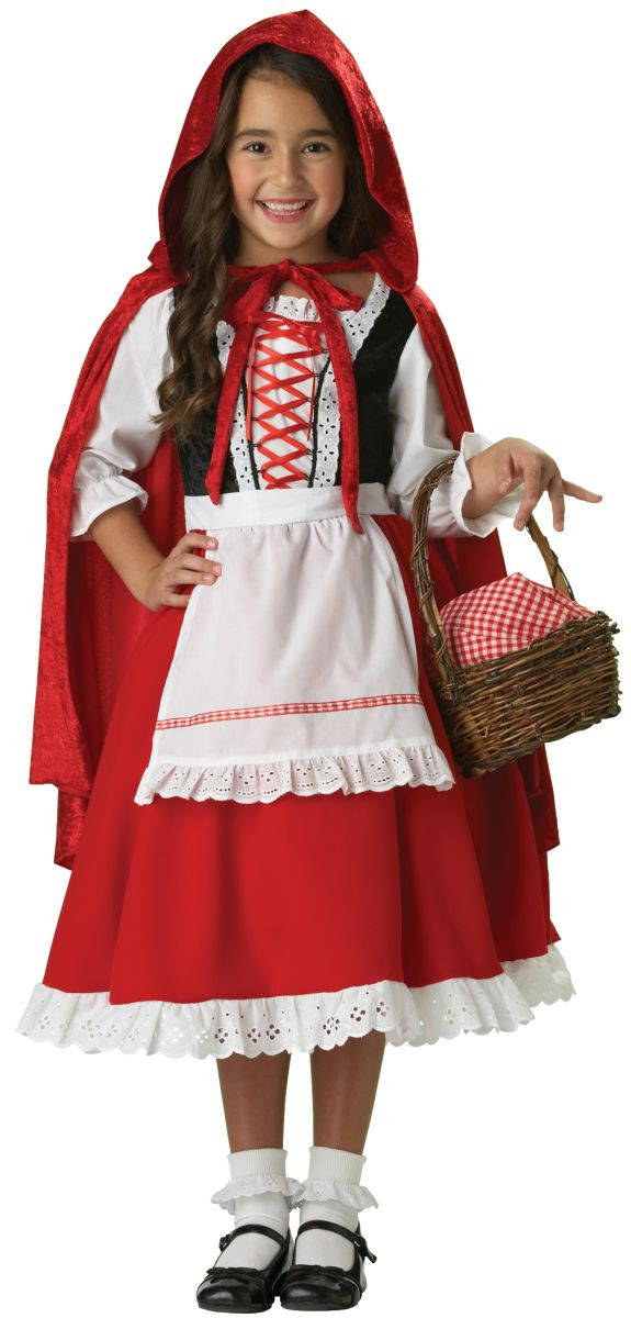 Red Riding Hood - with apron